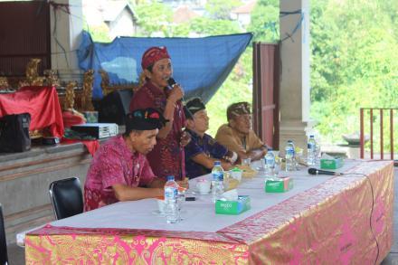 Pembinaan Evaluasi Perkembangan Desa dari Kecamatan dan Kabupaten